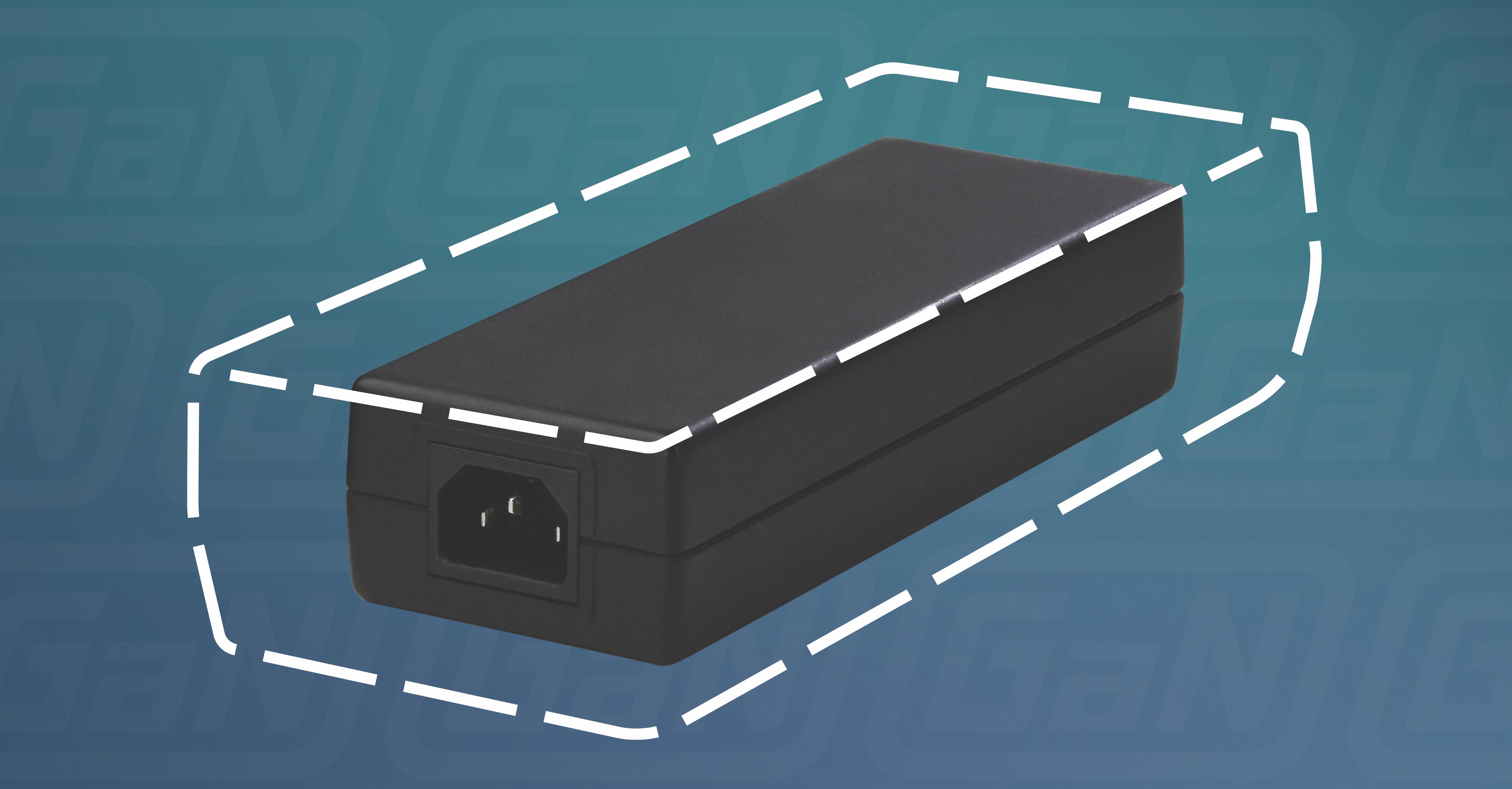 AC-DC Supply Line Includes Compact GaN Desktop Adapter
