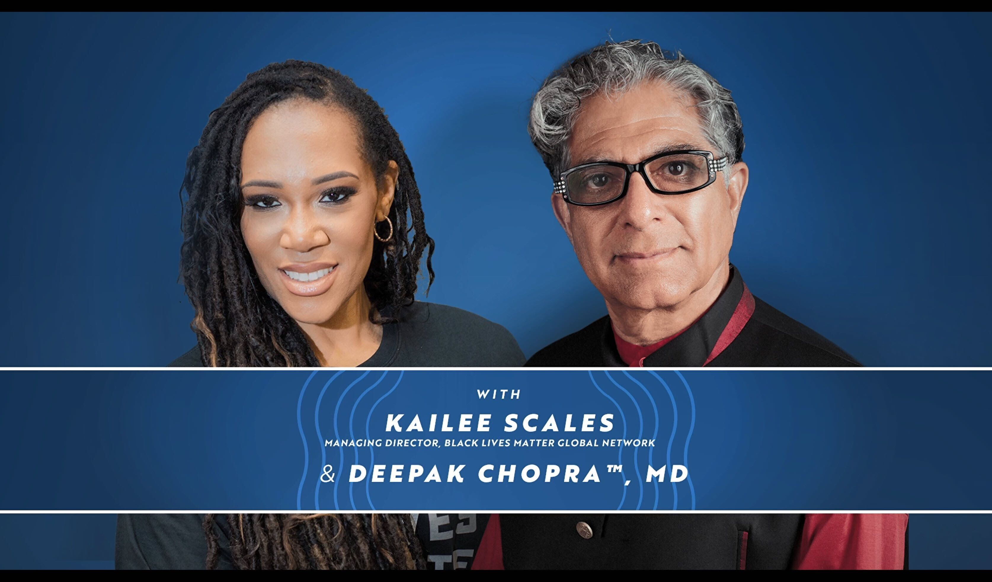 >Watch Kailee and Dr. Chopra's #BETHouseParty