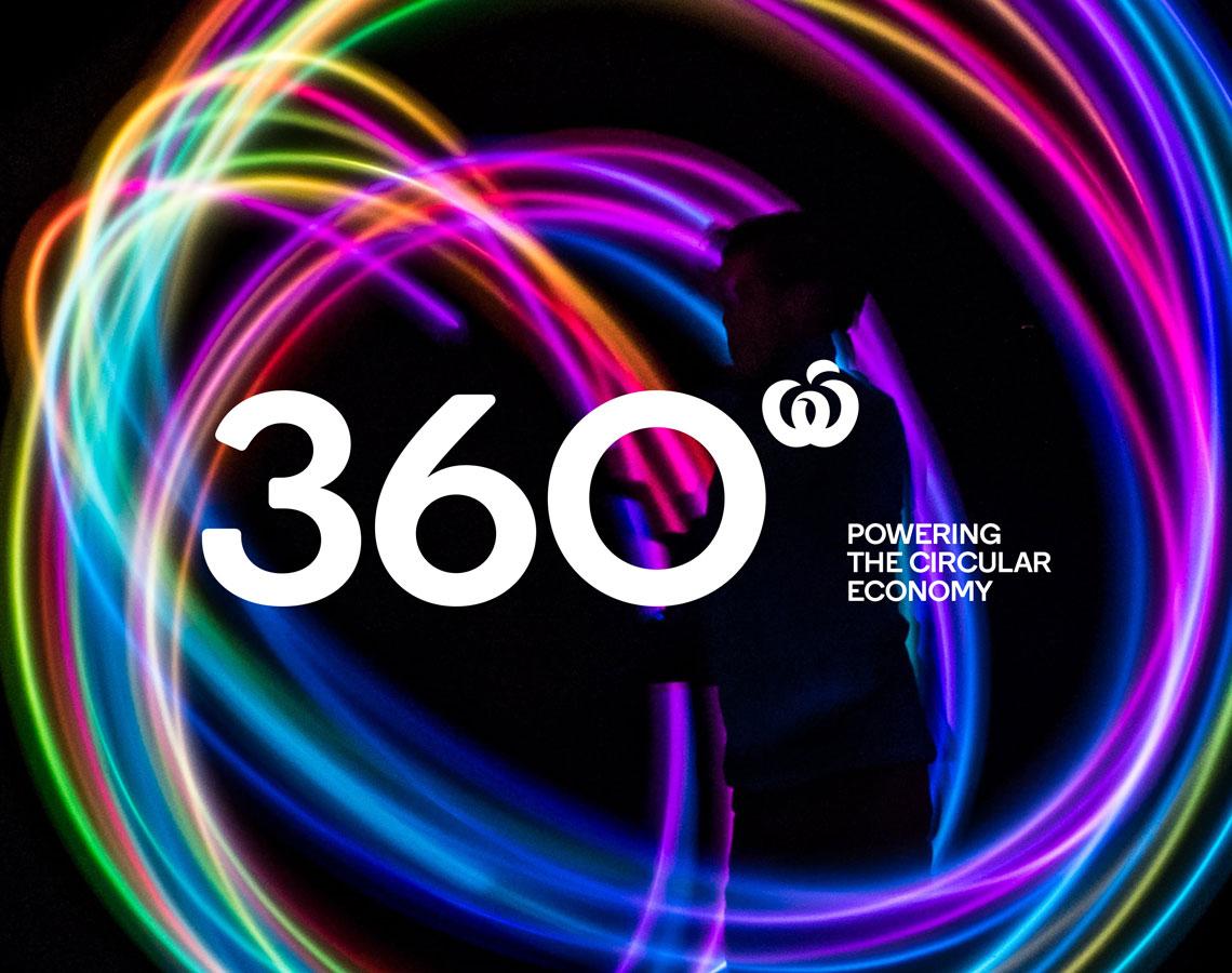 Woolworths 360 Logo