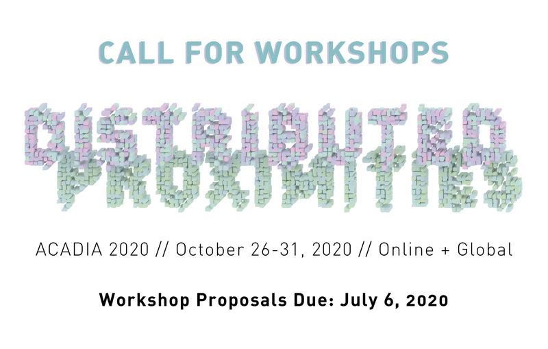 Acadia2020 callforworkshops