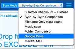 Google Drive Scan