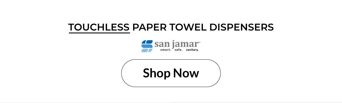 Shop San Jamar Touchless Paper Towel Dispensers