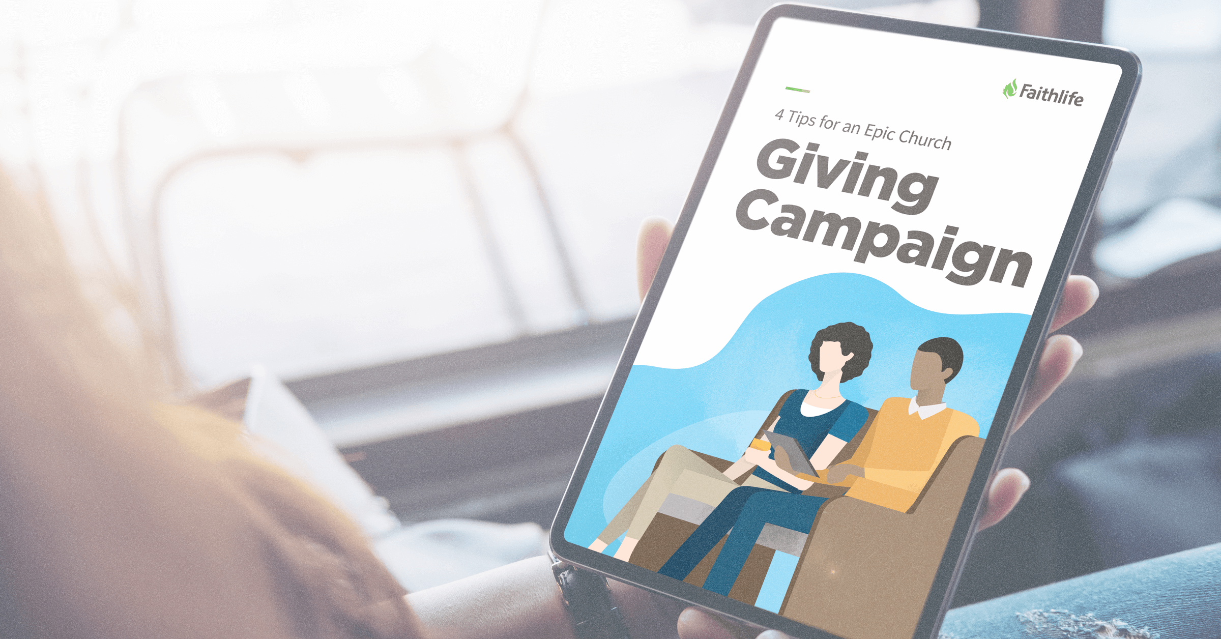 Giving Campaign Banner