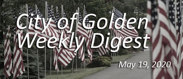 Weekly Digest May 19 2020