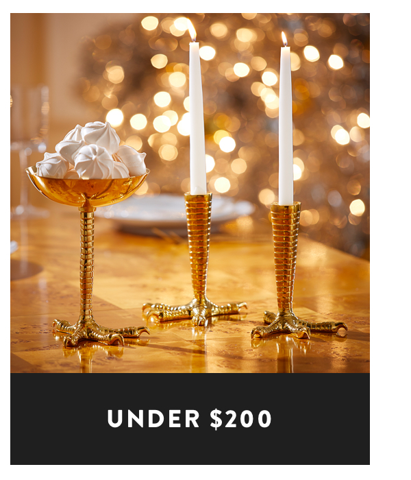 Gifts Under $200 | Shop Now
