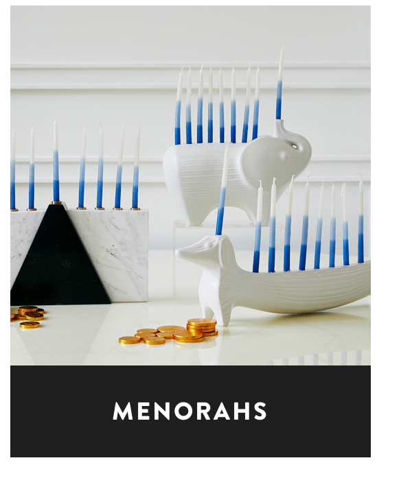 Menorahs | Shop Now