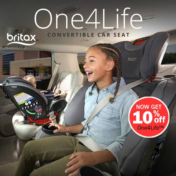 Shop the One4Life car seat on sale