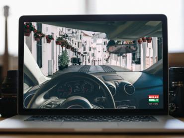Virtuel car hire