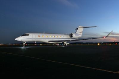 2012 Gulfstream G650ER