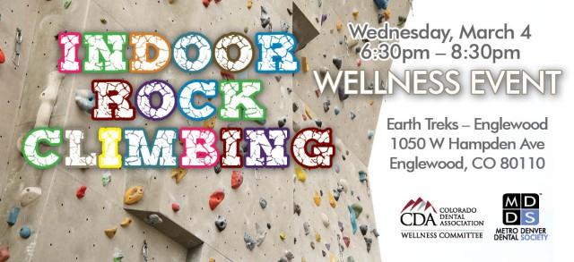 indoor rock climbing march 4