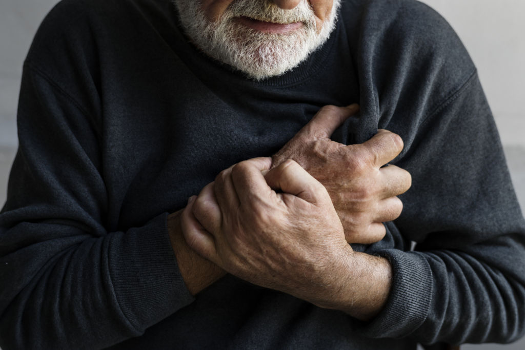 This is the difference between a heart attack and cardiac arrest