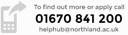 Contact Northumberland College