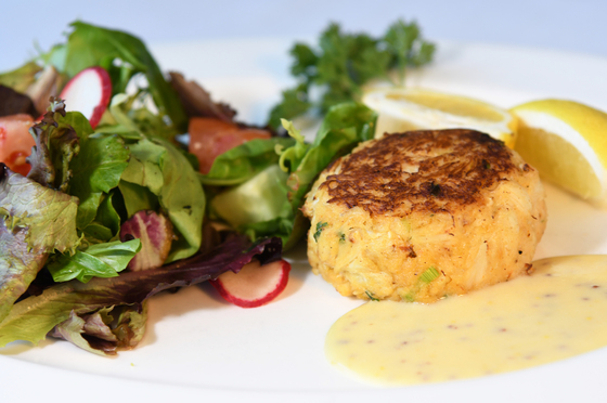 City Fish Market Jumbo Lump Crab Cake