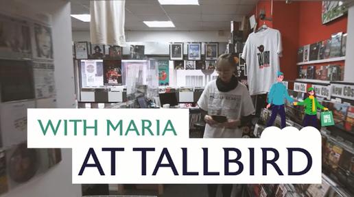 Maria from Tallbird
