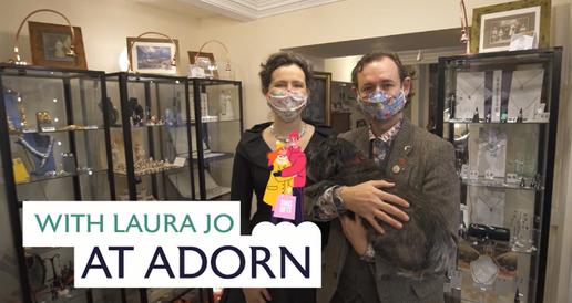 Laura Jo at Adorn