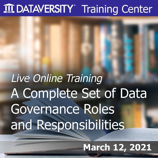 Data Governance Roles