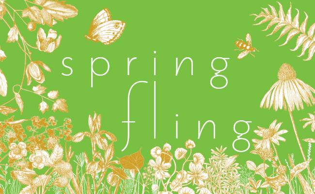 Brooklyn Botanic Garden Spring Fling