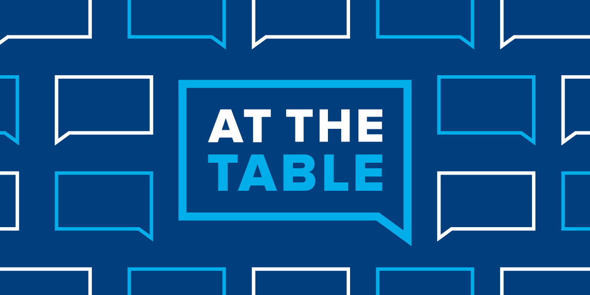 The Columbus Foundation: At the Table