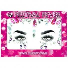 W7 Festival Fever - Sunshine Sprite Face & Body Gems