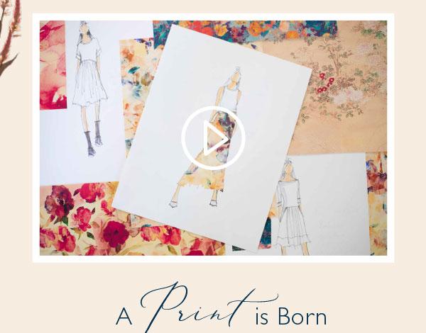 A Print is Born