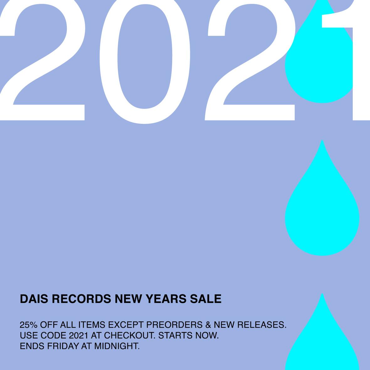 2021 NEW YEARS