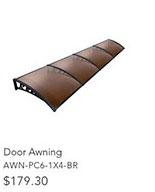 AWN-PC6-1X4-BR