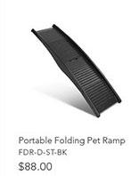 Portable Folding Pet Ramp