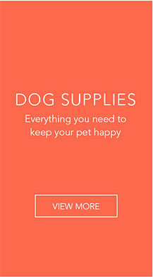 Everything you need to keep your pet happy