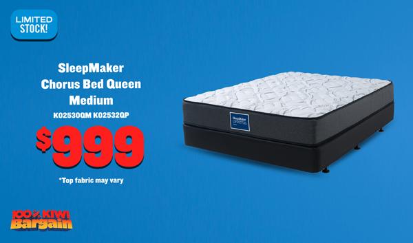 SleepMaker K02530QM K02532QP