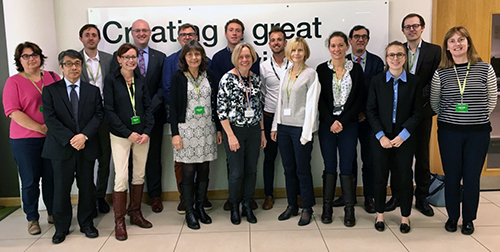 NEA Expert Group on Recovery Management (EGRM) meeting, October 2019