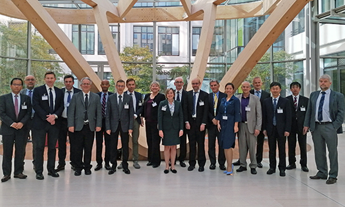 NEA Working Group on the Safety of Advanced Reactors (WGSAR) meeting, October 2019