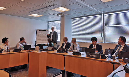 NEA Expert Group on Operational Safety (EGOS) meeting, October 2019