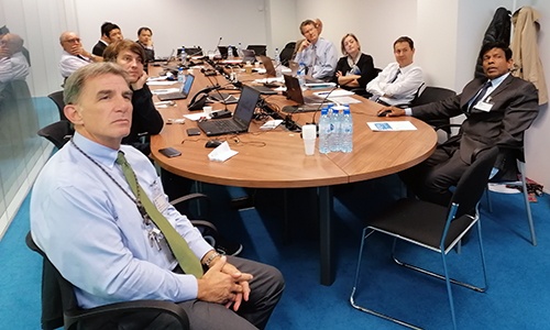 GIF Risk and Safety Working Group (RSWG) meeting, October 2019