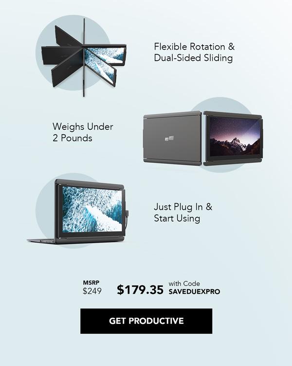 Portable monitor   Shop Now