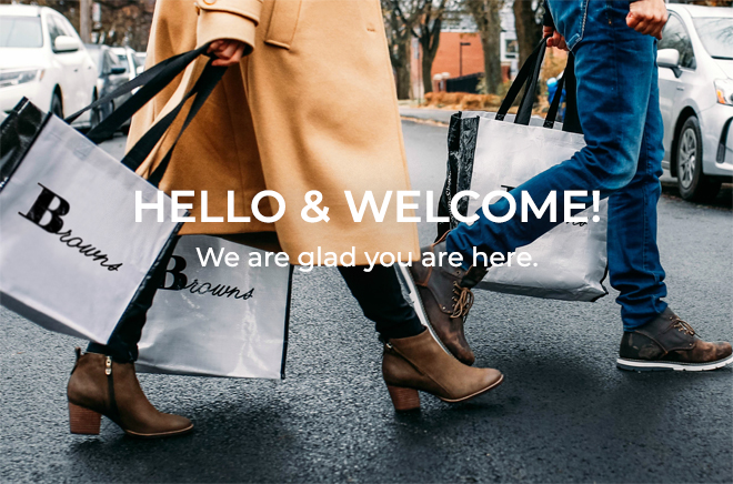 Hello & Welcome! We are glad you are here.