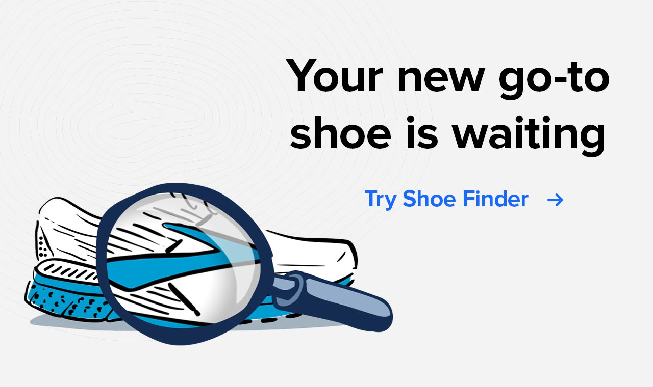 Your new go-to shoe is waiting. Try Shoe Finder