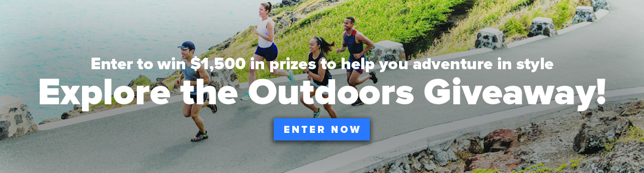 Explore the outdoors giveaway!