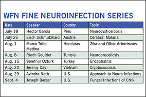 WFN/FINE Neuroinfection Series