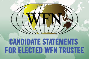 Candidate Statements for Elected Trustee