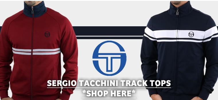 Sergio Tacchini Track Tops