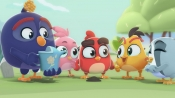 Bite-Sized 3D 'Angry Birds Bubble Trouble' Series Released on