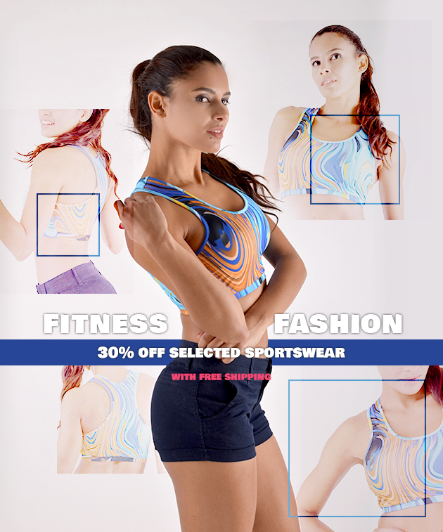 30% off selected sportswear with free shipping.
