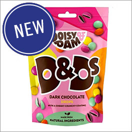 D&Ds Dark Chocolate Drops