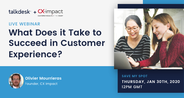 What Does it Take to Succeed in Customer Experience
