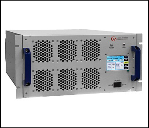 New! Solid State Power Amplifier System � Exodus AMP4039P-3, 5.4 � 5.9GHz, 2.5KW Pulse