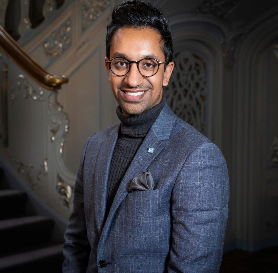Dr Sam Jethwa