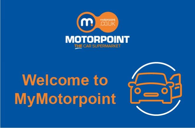 Welcome to MyMotorpoint