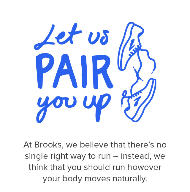 Let us pair you up