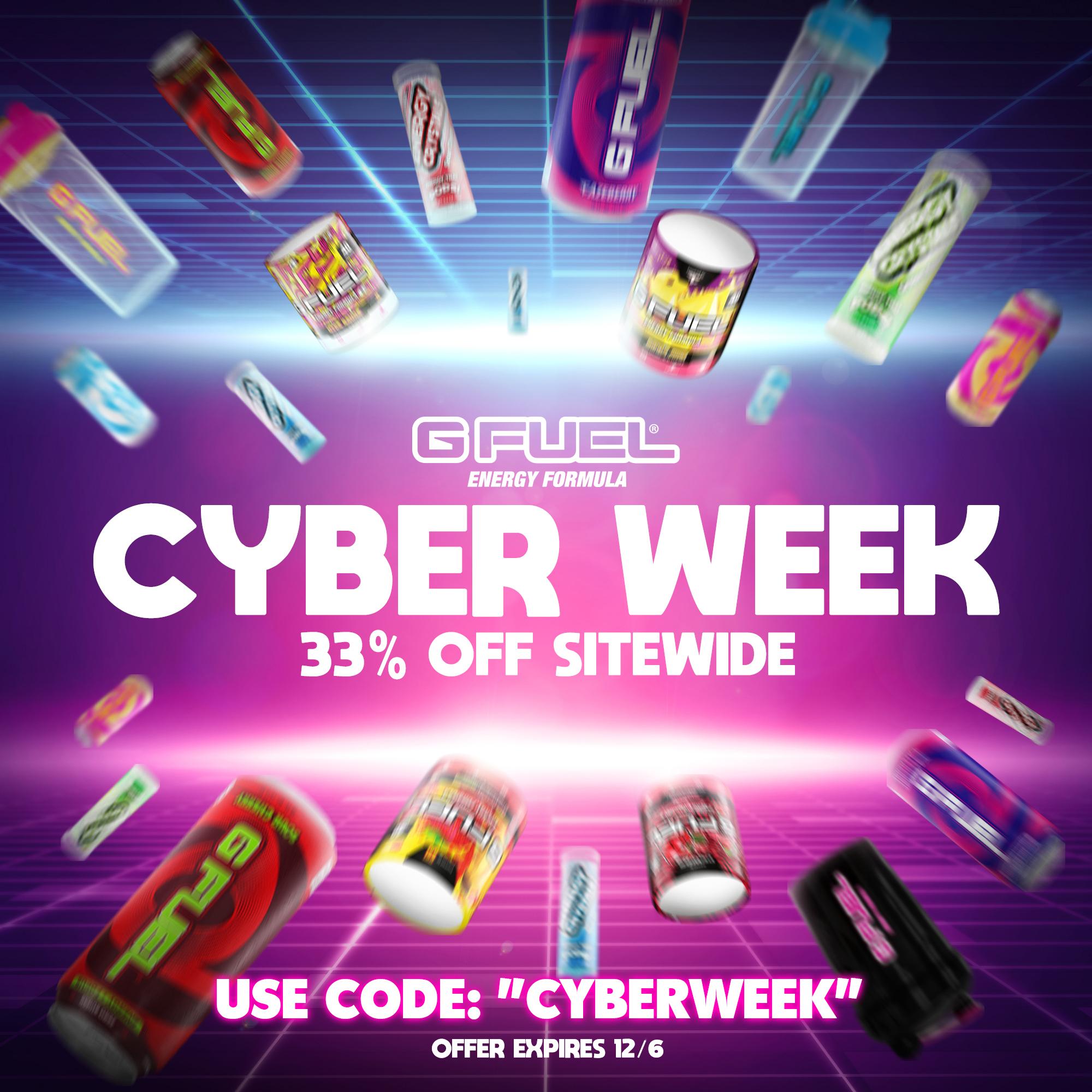 GFL-CyberWeek-ProdBurst