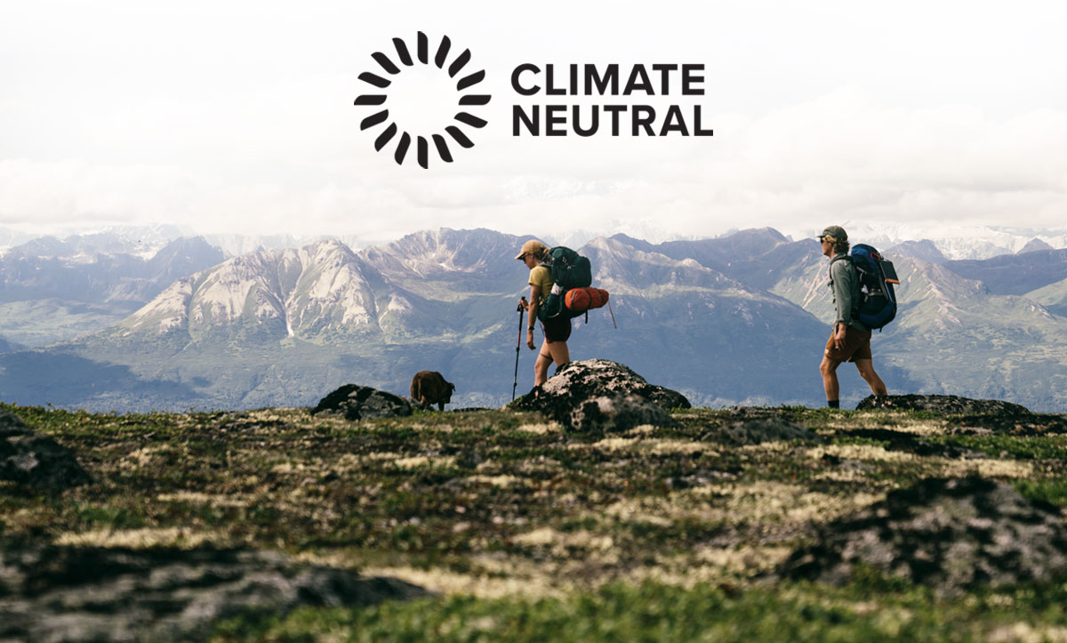 Climate Neutral Footer